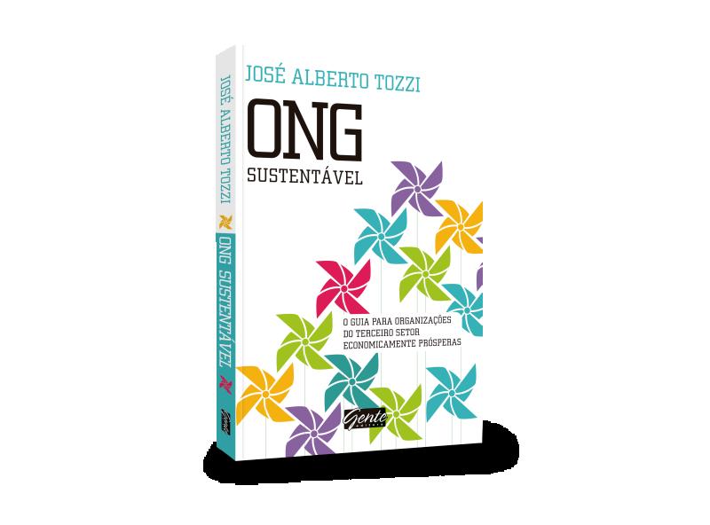Livro Ong Sustentavel Tozzi