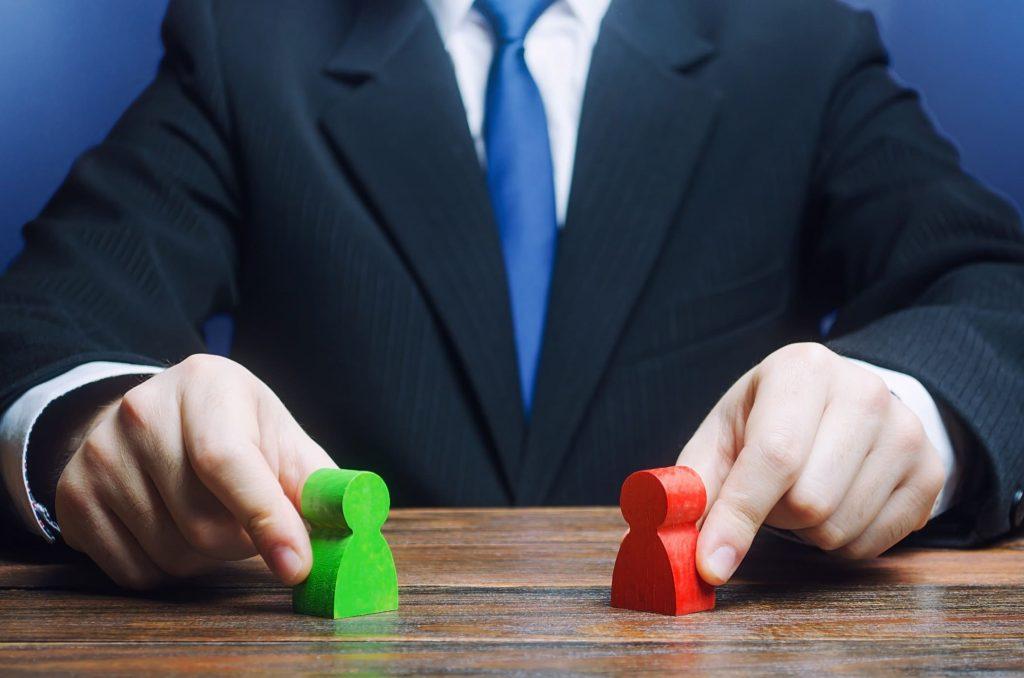 A longevidade e administração de conflitos
